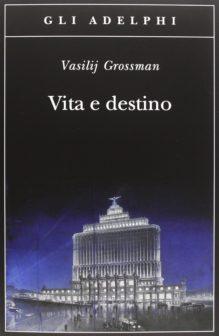 """copertina """"Vita e destino"""""""