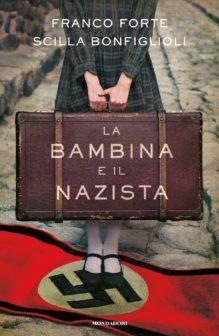 """copertina """"La bambina e il nazista"""""""