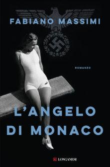 """copertina """"L'angelo di Monaco"""""""