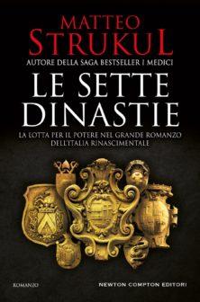 """copertina """"Le sette dinastie"""""""
