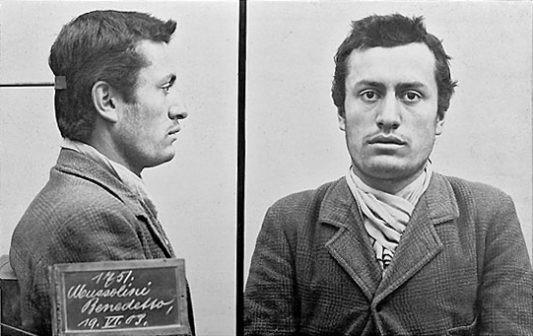 Giovane Mussolini
