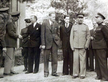 Conferenza di Teheran