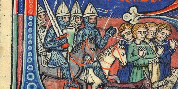 immagine libro crociate