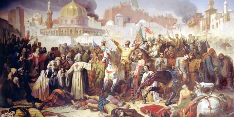 Conquista di Gerusalemme