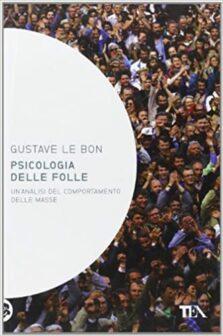 copertina Psicologia delle masse