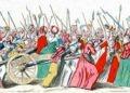 Marcia su Versailles