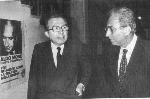 Andreotti e Cossiga