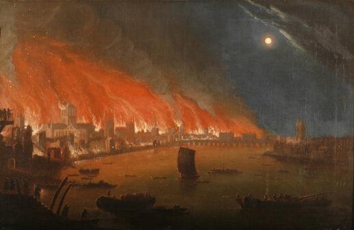 Grand Incendio Londra