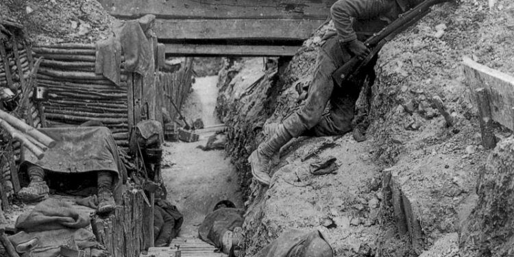 morte prima guerra