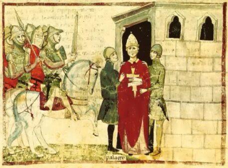 arresto di Bonifacio VIII