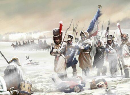 Napoleone - ritirata dalla Russia