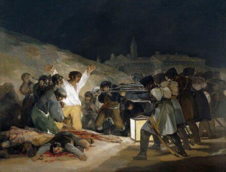 Le fucilazioni del 3 maggio 1808 - Francisco de Goya