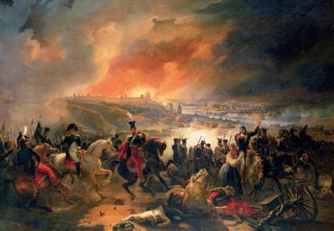 Napoleone - Battaglia di Smolensk