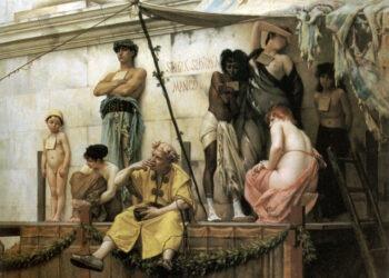 Schiavitù antica Roma