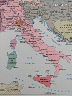 Italia nel 1799
