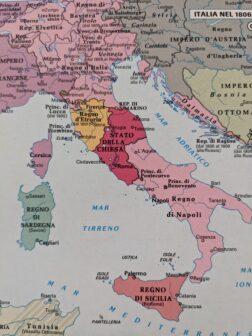 Italia nel 1806