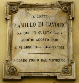 morte di Cavour