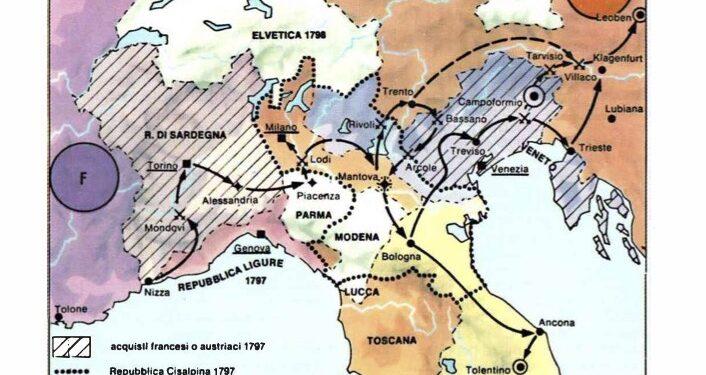 Napoleone Campagna d'Italia