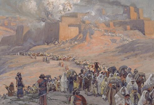 ebrei verso Babilonia
