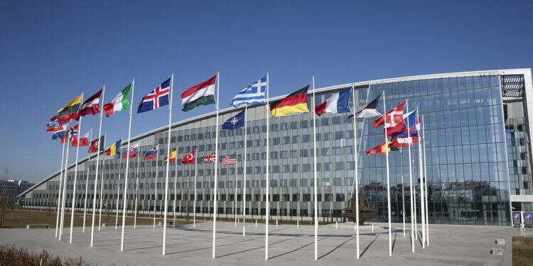 Nato headquarter bruxelles