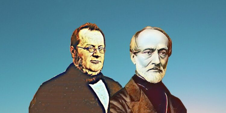 Cavour e Mazzini